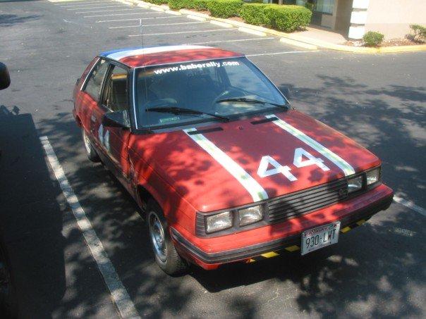 Imported from Kenosha: 1984 Renault Encore   Crap Car Guide
