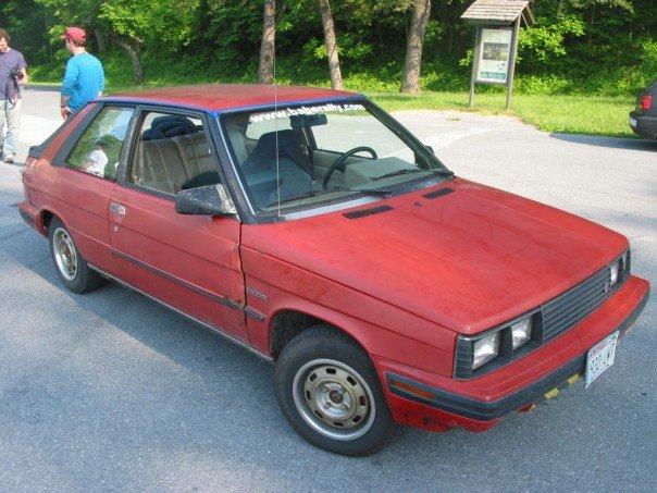 Renault encore hatchback
